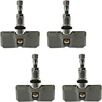 Dorman SET-RB974041-4 TPMS Sensor - Stem sensor, Direct Fit, Set of 4