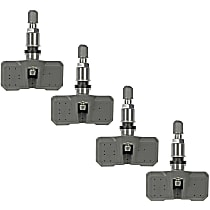 Dorman SET-RB974043-4 TPMS Sensor - Stem sensor, Direct Fit, Set of 4