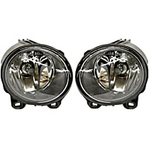 Fog Light Assembly - Driver and Passenger Side, with M Package, Coupe/Convertible