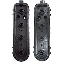 Replacement Tail Light Circuit Board - SET-RBC733101 - Driver and Passenger Side, Plastic, Direct Fit, Set of 2
