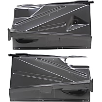 Fender Apron - Direct Fit Front, Driver and Passenger Side
