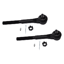 Tie Rod End - Driver and Passenger Side, Front, Outer