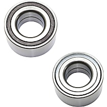 Wheel Bearing - Front or Rear, Driver and Passenger Side, Set of 2