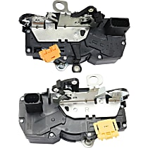 Door Lock Actuator - Front, Driver and Passenger Side