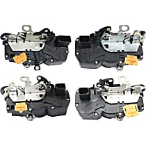 Door Lock Actuator - Front and Rear, Driver and Passenger Side