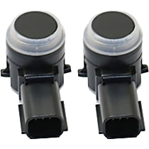 Replacement SET-RC54130001-2 Parking Assist Sensor - Direct Fit, Set of 2 Rear