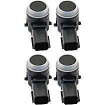 Replacement SET-RC54130001-4 Parking Assist Sensor - Direct Fit, Set of 4