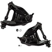 Control Arm with Ball Joint Assembly, Front Upper Driver and Passenger Side