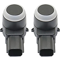 Replacement SET-RD54130001-2 Parking Assist Sensor - Direct Fit, Set of 2