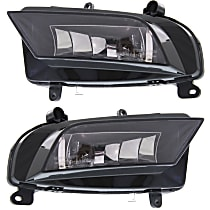 Fog Light Assembly - Driver and Passenger Side, without S-Line Package