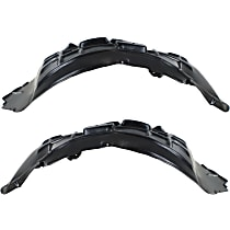 Fender Liner - Front, Driver and Passenger Side, without S-Line Package