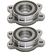 Front or Rear Wheel Bearing Assembly Driver and Passenger Side For AWD Models