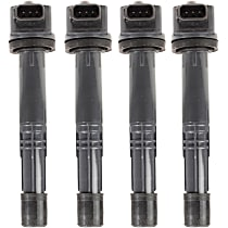 Ignition Coil - with 4 Ignition Coil on Plugs