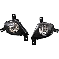 Fog Light Assembly - Driver and Passenger Side, without M Package, Sedan/Wagon