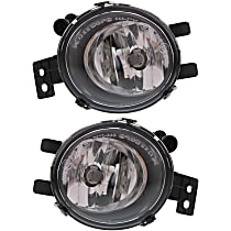 Fog Light Assembly - Driver and Passenger Side, without M Package