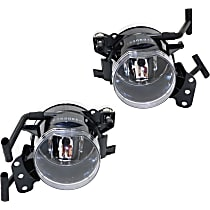 Fog Light - Driver and Passenger Side, with M Package