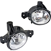 Fog Light - Driver and Passenger Side, with Adaptive Headlights