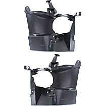 Driver and Passenger Side Fog Light Bracket - For Models With M Sport Line, Sedan/Wagon