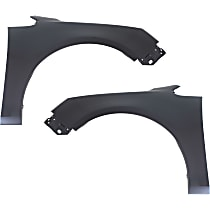Fender - Front, Driver and Passenger Side, CAPA Certified