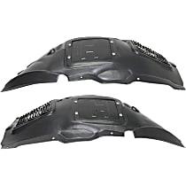 Fender Liner - Front, Driver and Passenger Side, Front Upper Section, Sedan/Wagon, Sport Line/Shadow Sport Edition/M Sport Line Models
