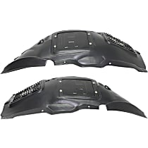 Fender Liner - Front, Driver and Passenger Side, Front Upper Section, Sedan/Wagon, Sport Line/Shadow Sport Edition/M Sport Line Models