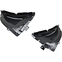 Fender Liner - Front, Driver and Passenger Side, Lower Cover