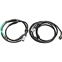 Brake Pad Sensor - Direct Fit Set of 2