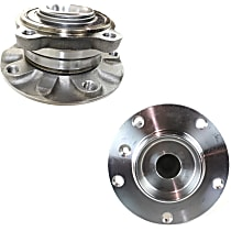 Front Wheel Hub Bearing Assembly Driver and Passenger Side For FWD