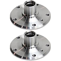 Rear, Driver and Passenger Side Wheel Hub Bearing not included - Set of 2