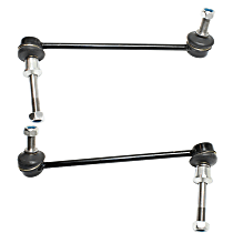 Sway Bar Link - Front, Driver and Passenger Side, For Models with Adaptive Drive