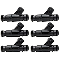 Fuel Injector - New, Set of 6