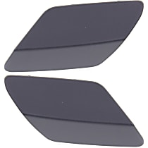 Headlight Washer Cover - Driver and Passenger Side, Direct Fit