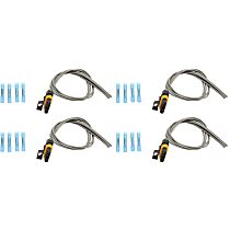Oxygen Sensor Harness - Direct Fit