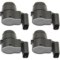 Replacement SET-REPB541301-4 Parking Assist Sensor - Direct Fit, Set of 4