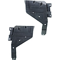 Rear, Driver and Passenger Side Bumper Retainer