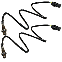 Oxygen Sensor - Set of 2 Before and After Catalytic Converter