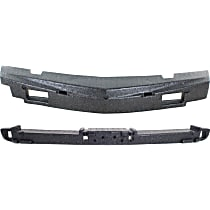 Front, Upper and Lower Bumper Absorber