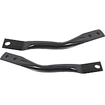 Front, Driver and Passenger Side Bumper Bracket - Impact Bar Brace