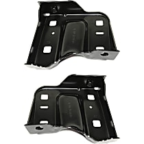 Bumper Bracket - Front, Driver and Passenger Side, Inner