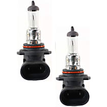 Headlight Bulb - Driver and Passenger Side, HB4 Bulb Type, Set of 2