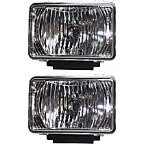 Fog Light - Driver and Passenger Side, Lens and Housing, without Xtreme Edition Package