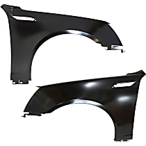 Fender - Front, Driver and Passenger Side, Sedan (V Model)/Coupe/Wagon