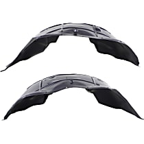 Fender Liner - Front, Driver and Passenger Side, without Off Road Package