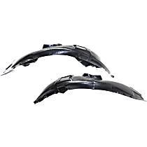 Fender Liner - Front, Driver and Passenger Side, Limited/LX/S Models