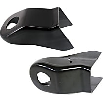 Radiator Support - Bracket, Driver and Passenger Side, Extended Cab Pickup/Standard Cab Pickup (2001-2007)