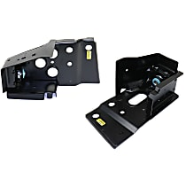 Radiator Support - Driver and Passenger Side, Suspension Support, CAPA CERTIFIED