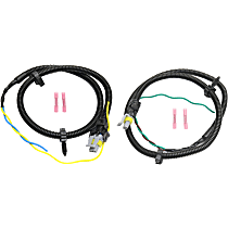 Replacement SET-REPC272301 ABS Cable Harness - Direct Fit, Set of 2