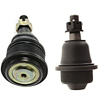 Ball Joint - Front, Driver or Passenger Side, Upper and Lower