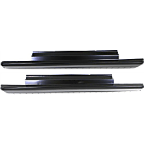 Driver and Passenger Side Rocker Panel