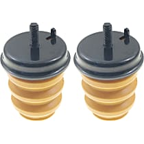Rear, Driver and Passenger Side Bump Stop - Direct Fit, Set of 2